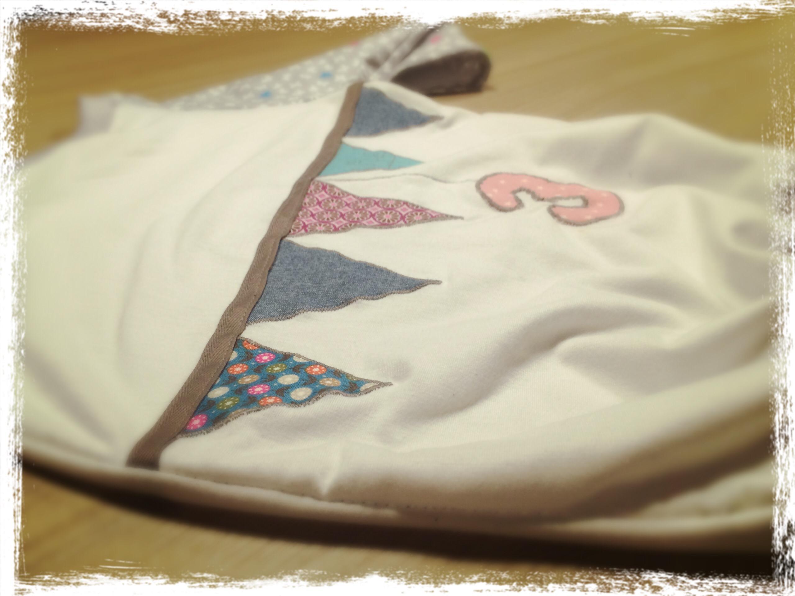Geburtstags-Shirt nähen für Anfänger – mamAhoi
