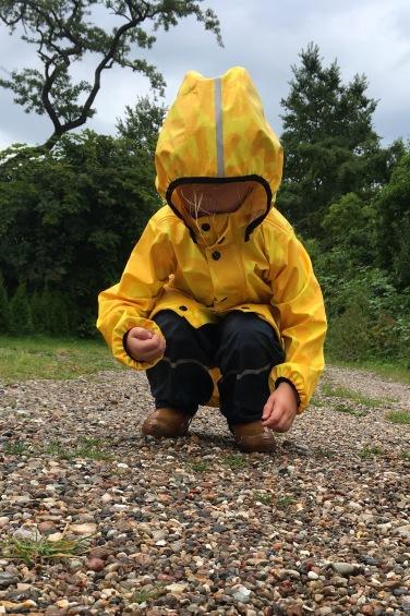 Outdoortipps bei Regenwetter, Spiele im Regen