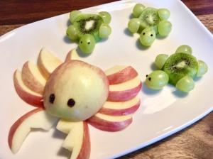 Rezepte, Apfel, Foodart, funnyfood, einfach und lecker, backen, kochen, Familienessen