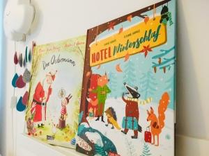 Kinderbuch, Lieblingsbücher, ab 4 Jahre, Carlsenverlag