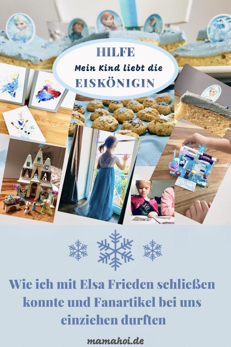 die Eisköniging, Elsa und Anna, Olaf, Fantum, Merchandise, Frozen