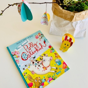 Rezension, Kinderbuch, Ostern, Polly Osterkuh