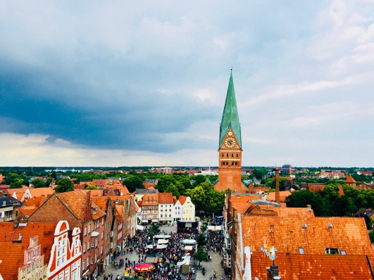 Stadtfest Lüneburg, Lüneburger Heide, Feste, Ausflüge, Riesenrad, Veranstaltungen