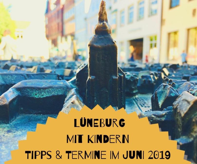 Termine Juni 2019 Lüneburg und die Heide