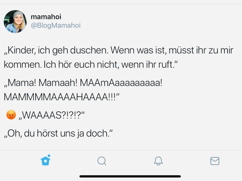 Tweet, WMDEDGT