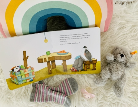 Kinderbuch, Rezension, kleiner Dachs, Bücherliebe