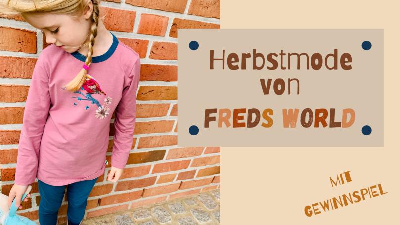 freds world, green cotton, bio Kleidung, faire Kinderkleidung, Herbst, Schulkind, Kitakind, Lüneburg, Familienleben in Lüneburg