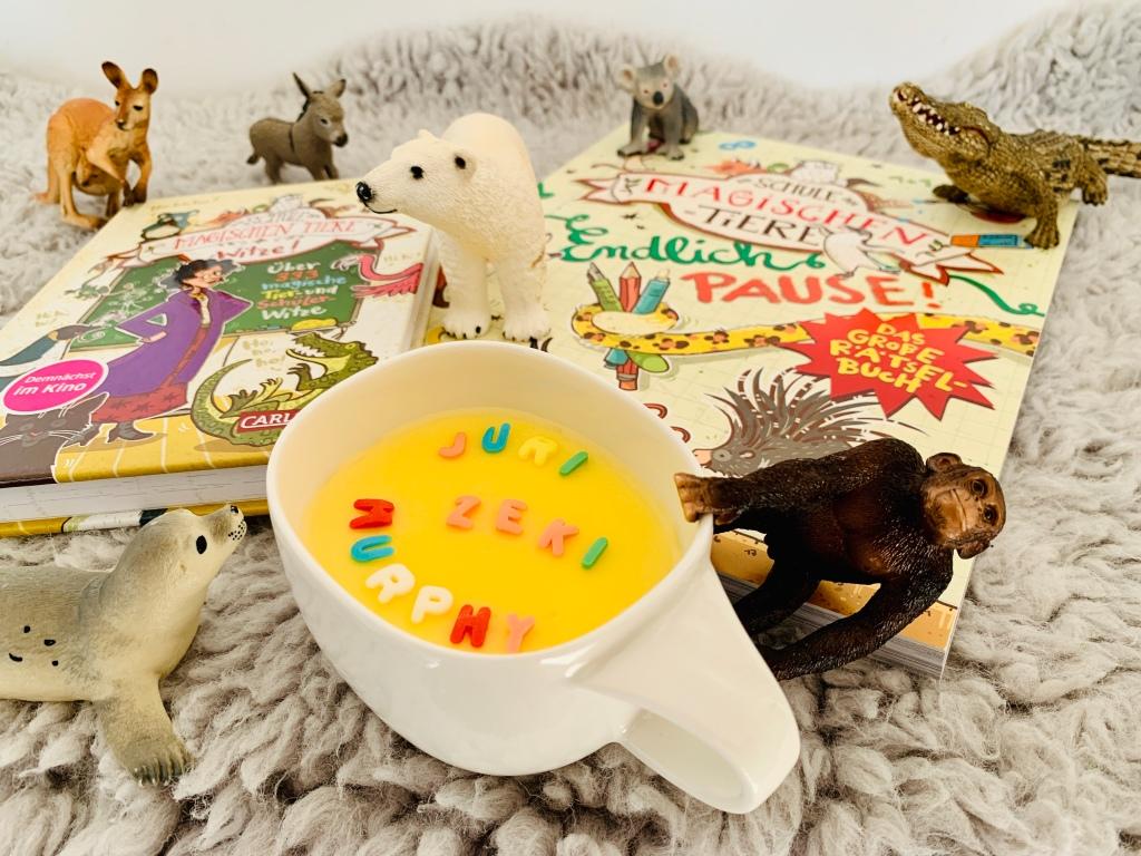 die Schule der magischen Tiere, Erstleser, lesen lernen, magische Zoohandlung, Buchempfehlung,