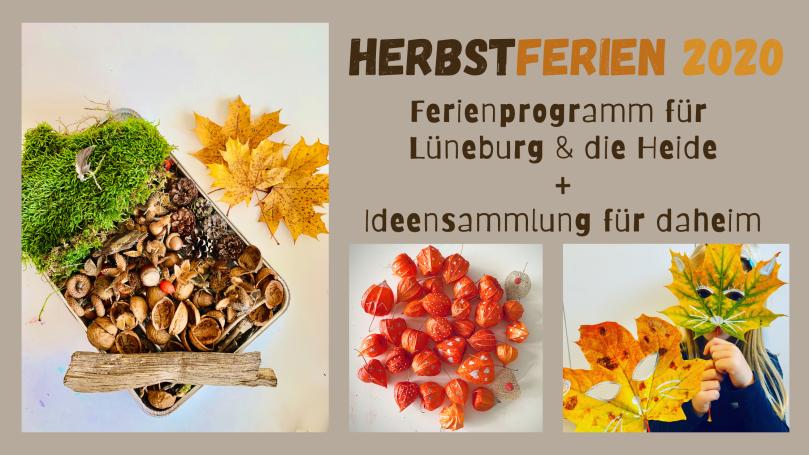 Lüneburg, Familienleben in Lüneburg, familiengedoens, Ausflugstipps, Herbstbasteln, basteln mit Kindern, Ferienprogramm Lüneburg, basteln mit Naturmaterialien,