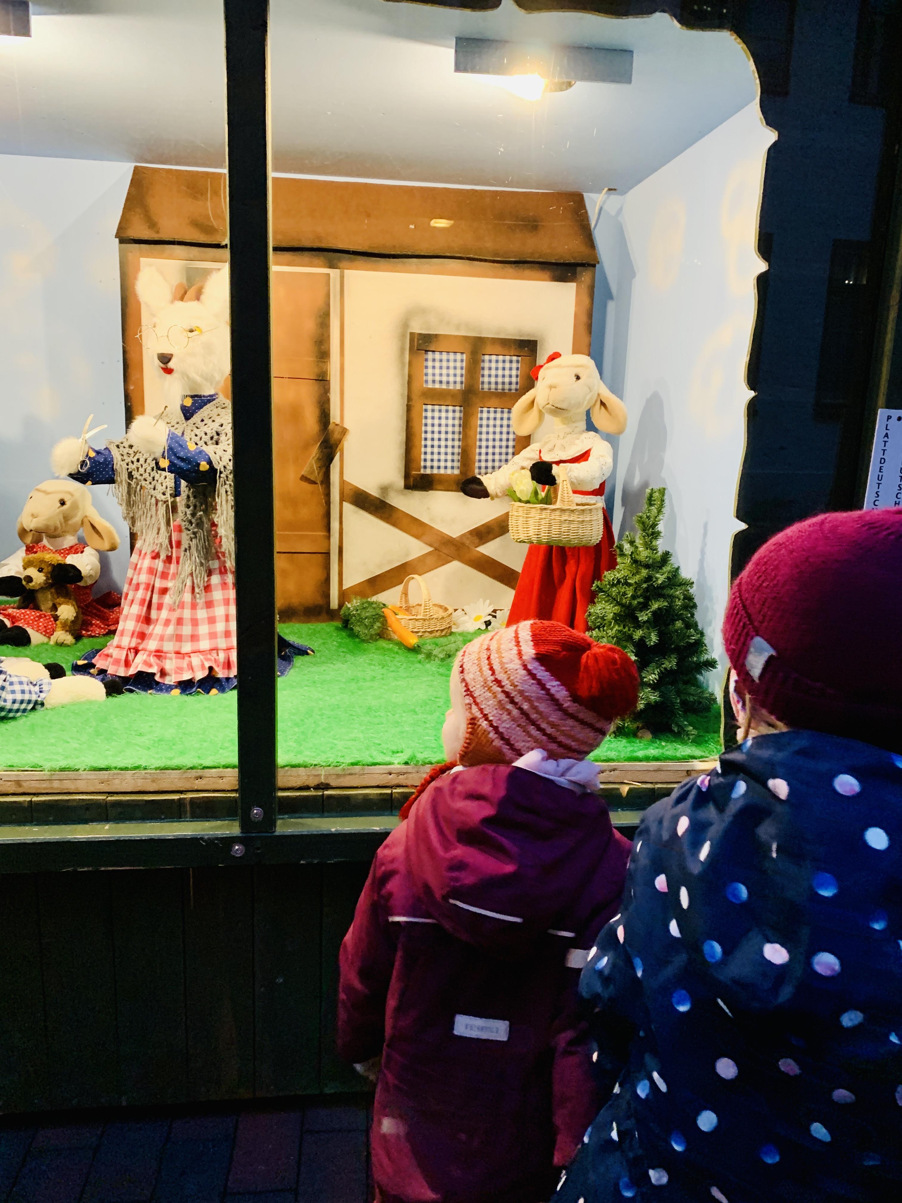 Familienleben in Lüneburg, Lüneburger Weihnachtsstadt, unterwegs mit Kindern, Lüneburger Heide,