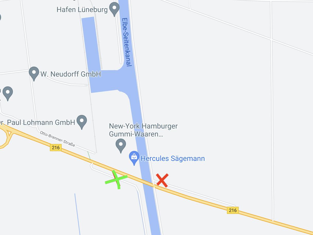 Elbe-Seitenkanal, Parkplatz, Spazieren in Lüneburg, Lüneburger Heide, unterwegs mit Kindern,